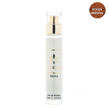Musa Women Perfumes Premium 15 ml -  Fleur