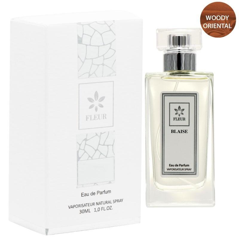 Blaise Men Perfumes Premium Woody Oriental - 30 ml - Fleur