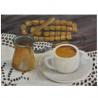 Greek flavor - painting by artist Angeliki - 18x24 cm