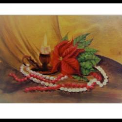 Perles - painting by artist...