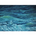 Perpetual motion - painting by Angeliki - 50x70 cm