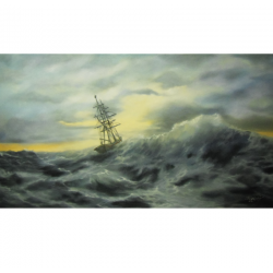 Against all odds - painting...