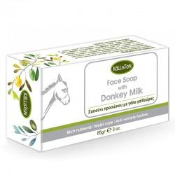 Face Donkey Milk Soap - 85g...