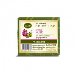 Pure Olive Oil Soap with Rose