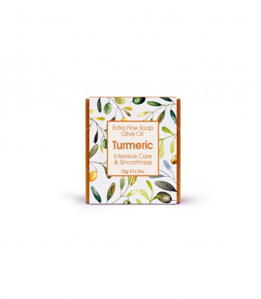 Olive Oil Soap Turmeric