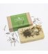 Organic soap with rosemary and mint