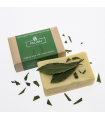 Organic laurel soap with laurel oil