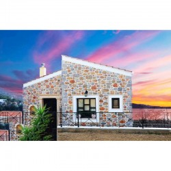 Charming stone house in Evia