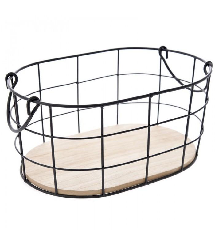 Sturdy wire basket