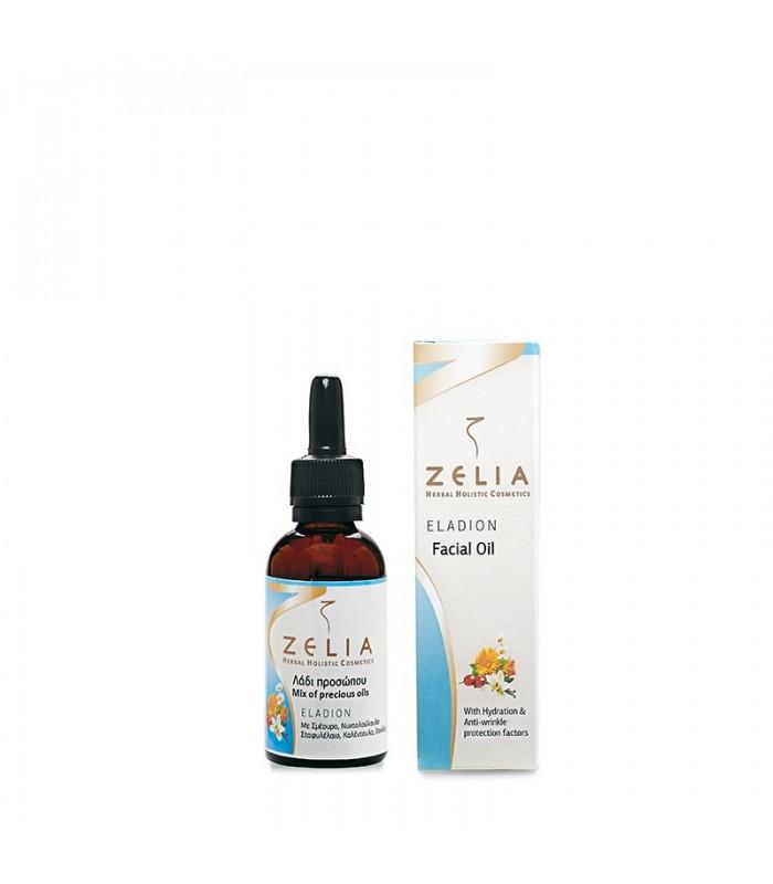 Zelia Eladion facial drying oil