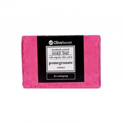 Soap with pomegranate - by...