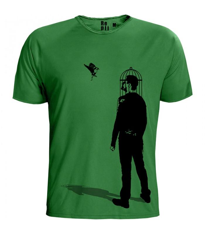 Replica Bird Green XL