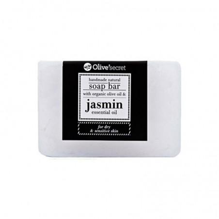 Jasmin soap - by Olive Secret - 100 gr
