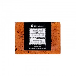 Soap with cinnamon - by...
