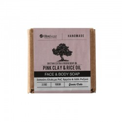 Face and body soap - by...