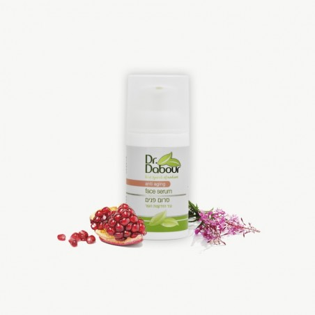 Eye and face serum - Dr. Dabour - 30 ml