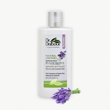 Dr. Dabour Face & Body Liquid-Soap - 250 ml