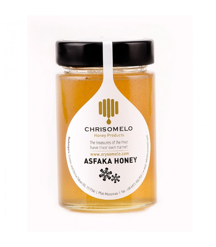 Chrisomelo Greek honey
